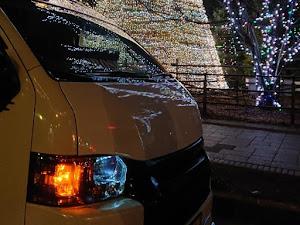 ハイエース  グランドキャビンのカスタム事例画像 kobayashi【cross company】さんの2019年12月31日09:14の投稿
