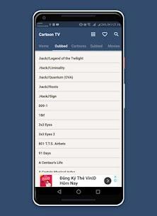 Watch cartoon online TV v1.3 [Ad-Free] APK 2