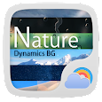 Nature Weather Live Background icon