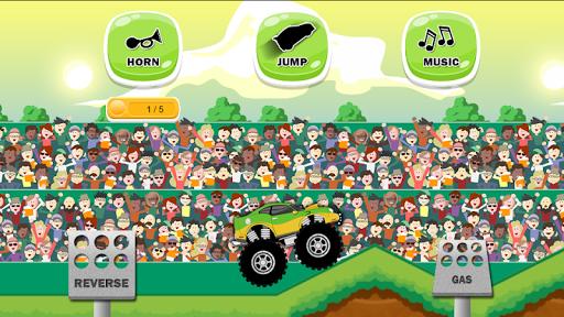 Monster Truck Game for Kids filehippodl screenshot 7