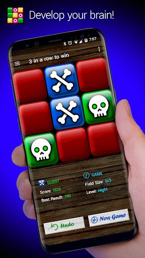 Tic Tac Toe Jumbo Pro 1.1 screenshots 5