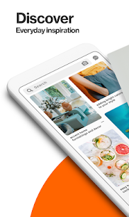 Pinterest 8.37.0 MOD APK [UNLOCKED ALL FEATURES] 1