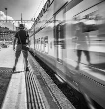 Photo: Duel.... +Thomas Leuthardis waiting for his opponent. high noon....  #StreetPics  #street #streettogs #streetphotography #shootthestreet #blackandwhite #blackandwhitephotography #bw #monochrome  #monochromeartyclub #monochromephotography
