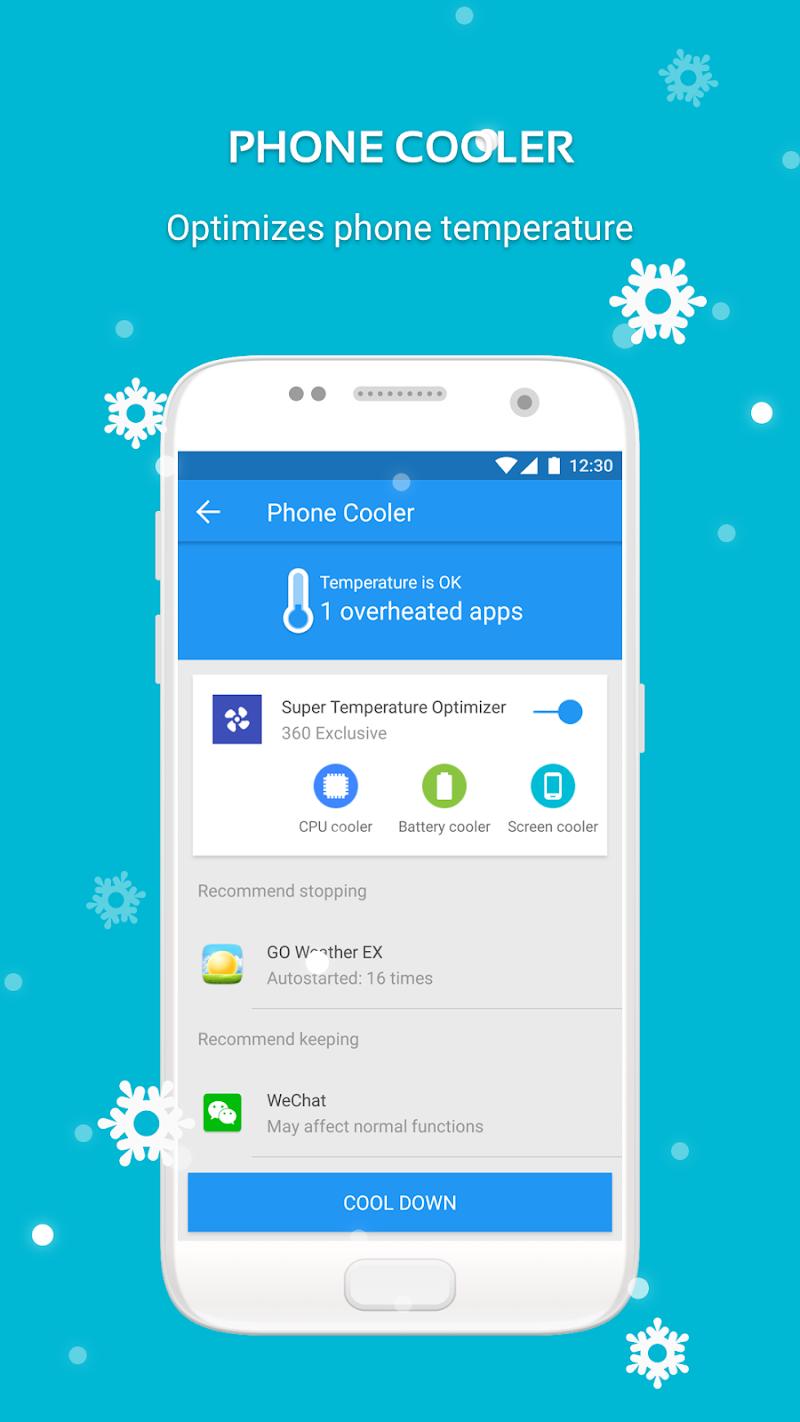 360 Security - Free Antivirus, Booster, Cleaner Screenshot 4