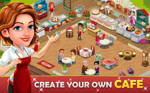 Cafe Tycoon – Cooking & Restaurant Simulation game 4.3 APK + Modificación (Unlimited money) para Android