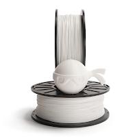 NinjaTek Chinchilla Snow White TPE Filament - 2.85mm (1kg)