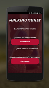 Walking Money Screenshot