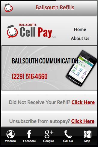 Ballsouth Refills