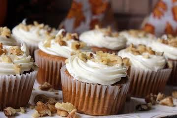 Tasty Autumn Cupcakes
