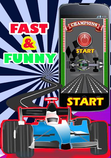 式面白いレース