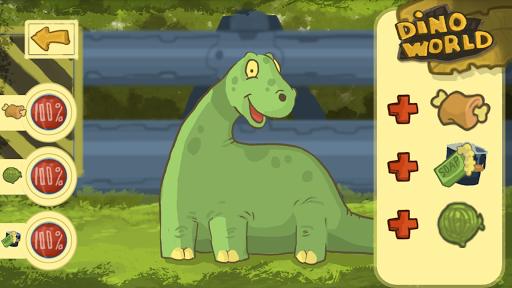 恐竜の世界のゲーム