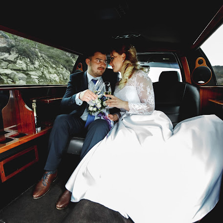 Wedding photographer Aleksandr Kulakov (Alexanderkulak). Photo of 06.01.2018