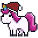 Unicorn Color by Number - Sandbox Pixel Art icon
