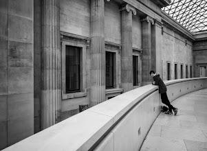 Photo: London #25 - British Museum (Members Room)...  #street #streetphotography #shootthestreet  #blackandwhite #blackandwhitephotography #bw #monochrome #london