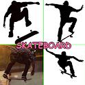 Skateboard Ideas icon