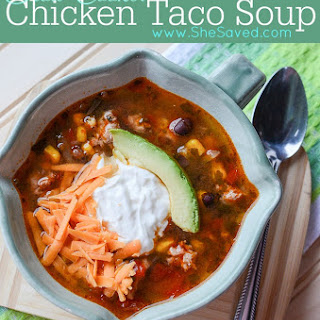 Taco Soup Ground Chicken Recipes