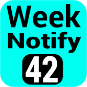 Calender Week Number Notify
