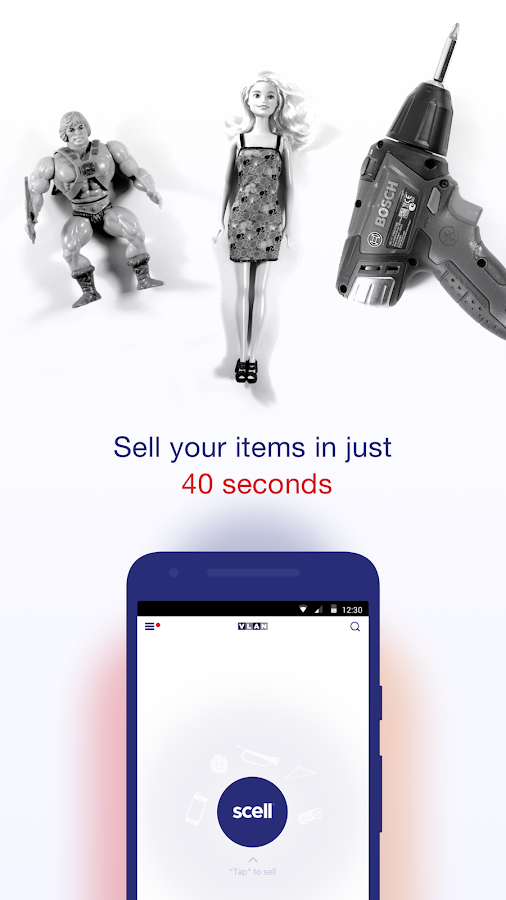 Scell — Second Hand with Photos and Videos- screenshot