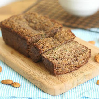 Almond Zucchini Bread (paleo)