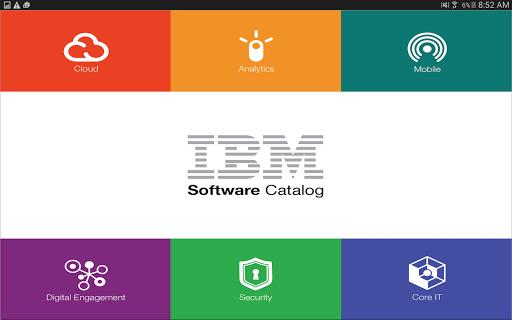 IBM Software Catalog