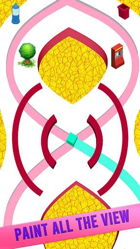 Line Color Game 3D apktram screenshots 11