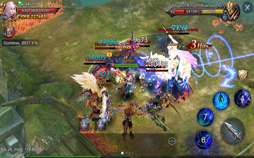 Goddess: Primal Chaos - en Free 3D Action MMORPG apkmr screenshots 16