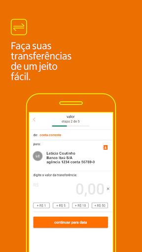 Banco Itaú: Gerencie sua conta pelo celular screenshot 3