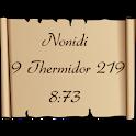 French Revolutionary Calendar icon