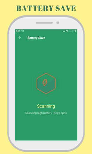 Ssafe Security - junk virus cleaner 1.3.8 screenshots 3