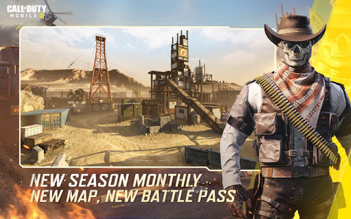 Call of Duty®: Mobile - Garena apkbreak screenshots 1