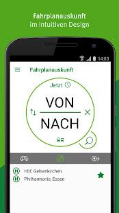 VRR App – Fahrplanauskunft 1