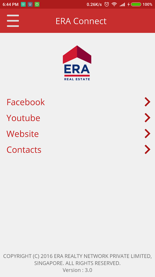 i-ERA- screenshot