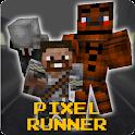 Pixel Runner - Monster Season