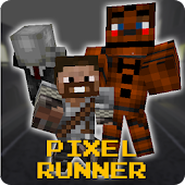 Pixel Runner - Monster Season