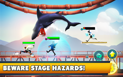 Mayhem Combat - Fighting Game Screenshot
