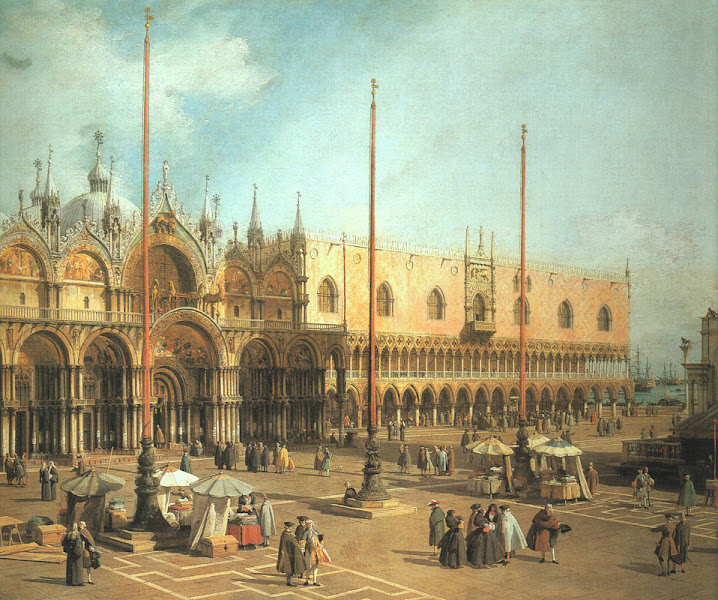Photo: Piazza San Marco Looking Southeast