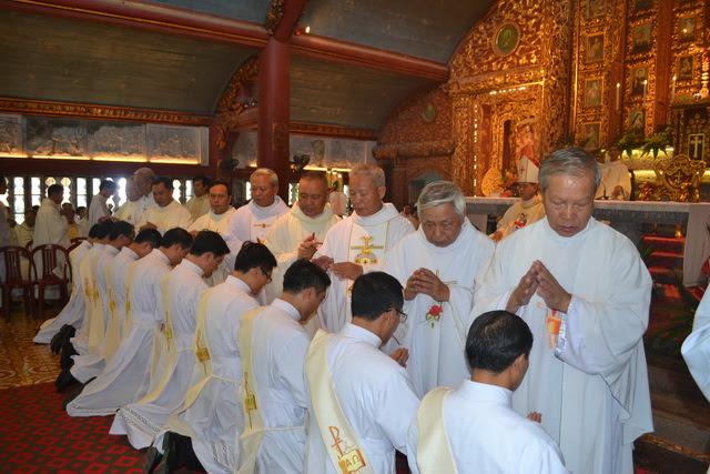 Thánh lễ Truyền chức linh mục giáo phận Phát Diệm 2017 - Ảnh minh hoạ 15