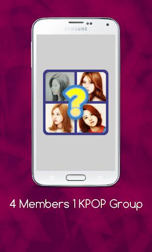 4 Members 1 KPOP Group 3.6.6z screenshots 1