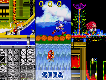 Sonic The Hedgehog 2 Classic App Download For Android and iPhone 7
