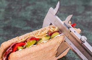como rebajar la barriga contando calorías