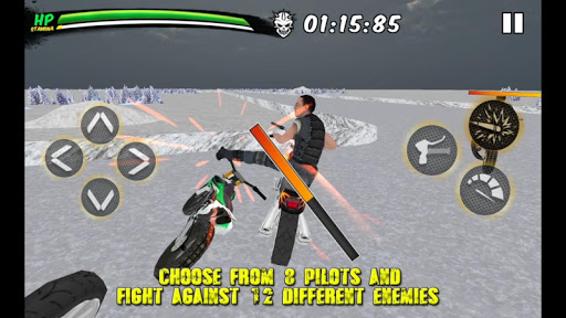 Moto Street Fighters GP 2015