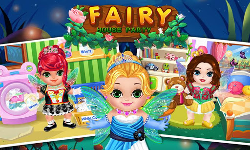 Fairy Girl House Warming Party