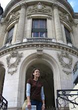 Photo: Outside the Paris Opera House