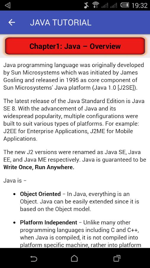 Write a java program for me