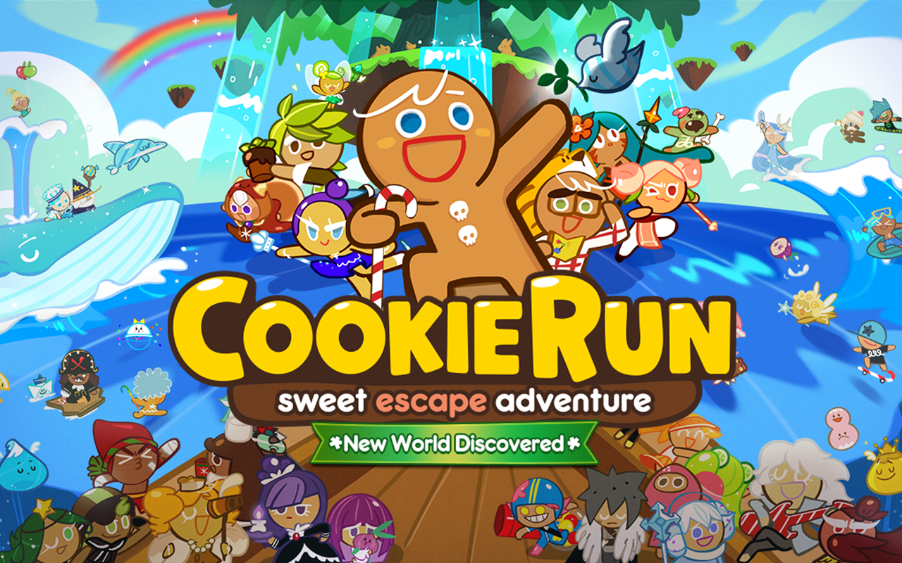 LINE Cookie Run- screenshot