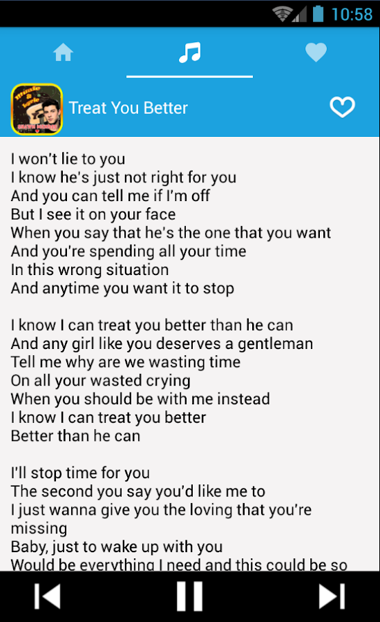Lyric i want this more than life lyrics : Shawn Mendes Music with Lyrics - Android Apps on Google Play