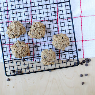 White Bean (YES!) Oatmeal Chocolate-Chip Cookies.
