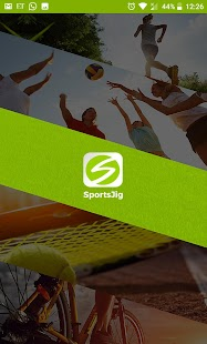 SportsJig - Sports near you - náhled