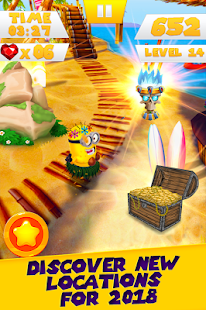Banana Minion Rush Legends : Adventure 3D - náhled