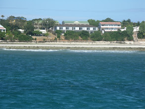 Photo: Tourism associated with the coral reef and beaches in Pemba